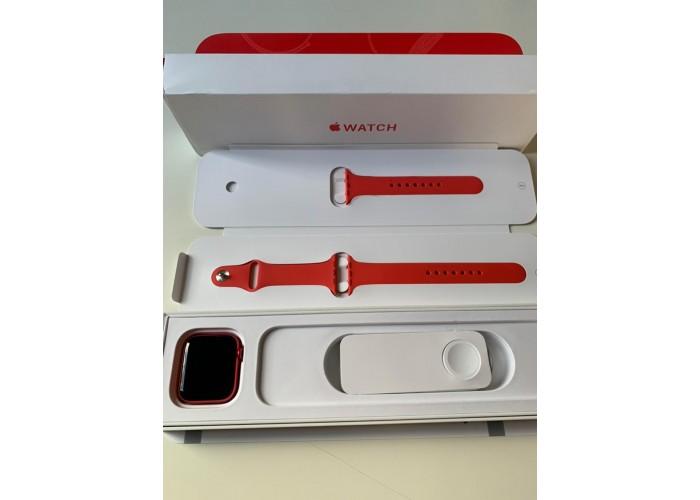 Watch Series 6 44mm Caixa Vermelha - Open Box