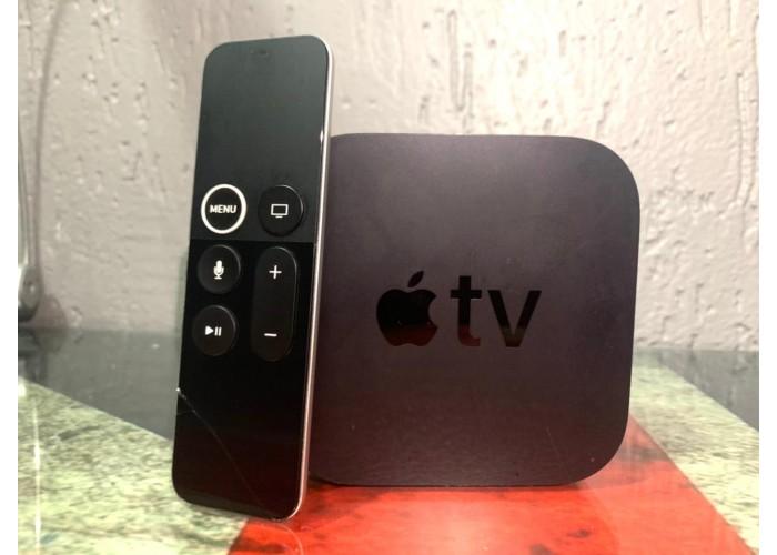 Apple TV 4k 5° Geração 32GB - Seminovo