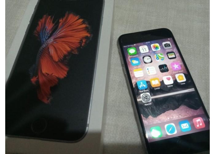 iPhone 6s 128GB Silver - Seminovo