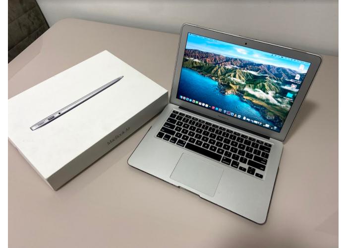 "MacBook Air 13"" 2017 Prateado  i5 1,8GHz 8GB 128GB - Seminovo"