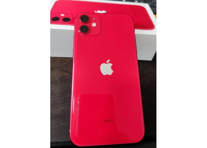 iPhone 11 Vermelho 128GB - Seminovo