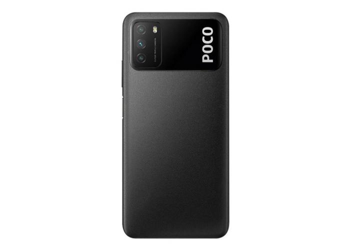 Xiaomi Poco M3 128GB Power Black 4 GB RAM