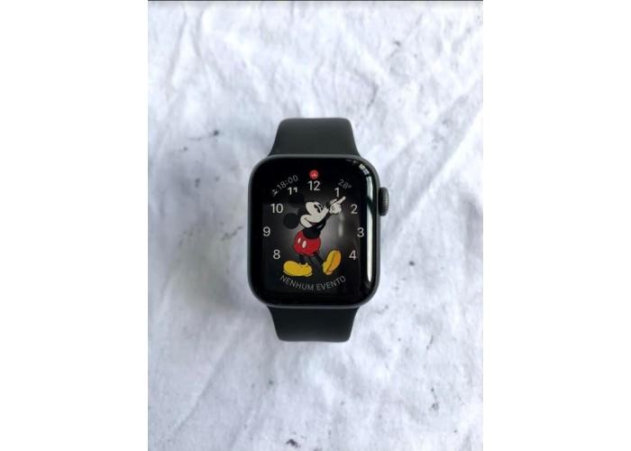 Apple watch series 4  40mm Space Gray - Seminovo
