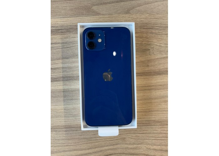 IPhone 12 64GB Azul -  Seminovo