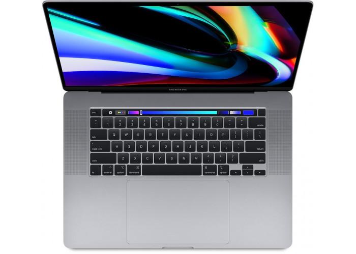 "MacBook Pro 16"" (2019) Space Gray Touch Bar/ID - i7 2.6Ghz / 16 GB com 2666 MHz / 512GB SSD/ AMD Radeon Pro 5300M with 4GB of GDDR6 memory - Seminovo"