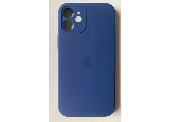 Case 1° linha iPhone 12 Azul Marinho