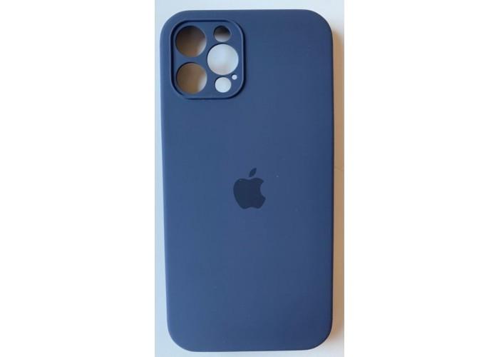 Case 1° linha iPhone 12 Pro Azul Marinho