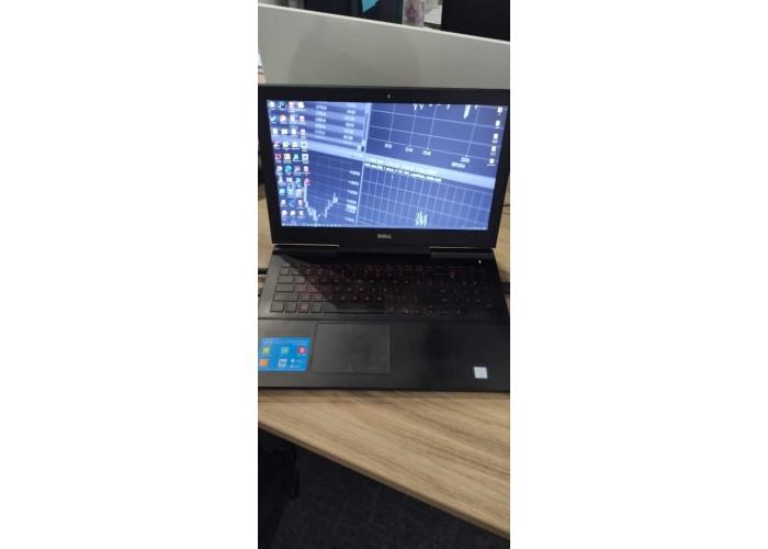 """Notebook Dell Inspiron 15,6"""" I7 7º Geração 8GB de RAM 1TB Hd Placa de Vídeo Nvidia GeForce GTX 1050TI 4Gb Dedicada - Seminovo"""