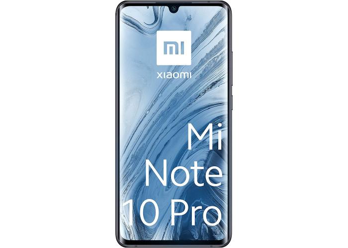 Xiaomi Mi Note 10  Pro 256GB Preto