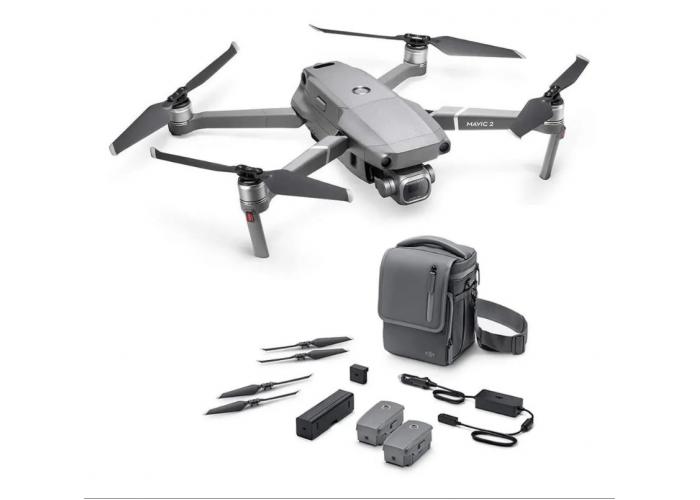 Drone DJI Mavic 2 Pro (Na) + FRY More Kit