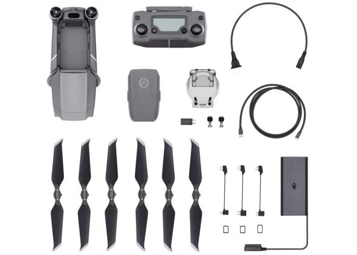 Drone DJI Mavic 2  Zoom (NA) + FRY More Kit Part1