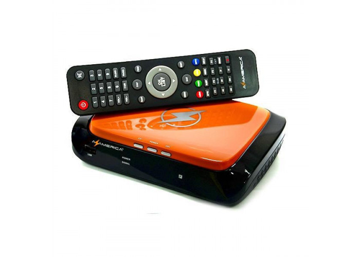 RECEPTOR AZAMERICA CHAMPIONS WI-FI HDMI/USB