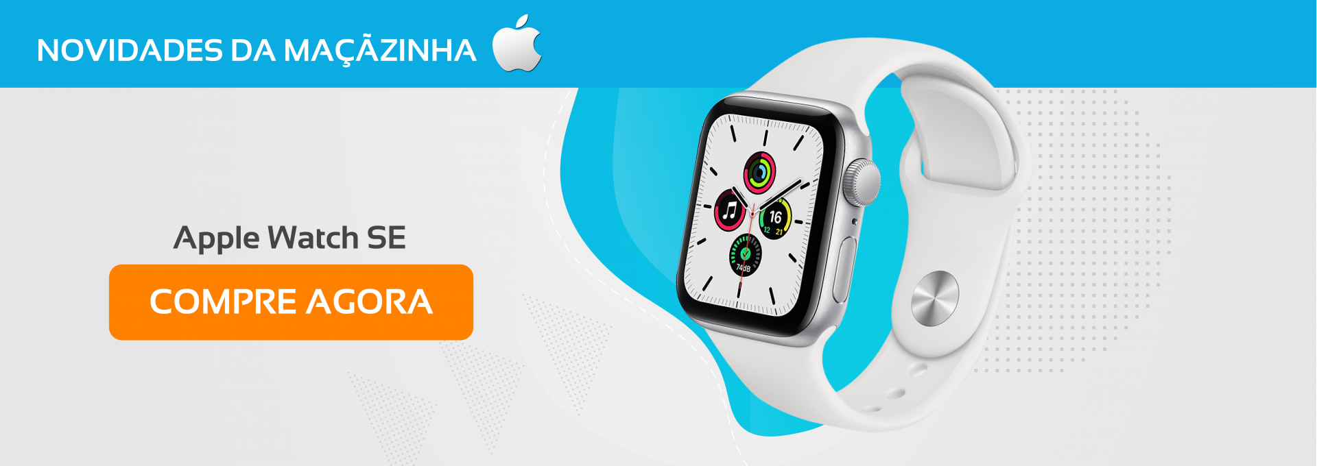 Pré-venda Apple Watch SE