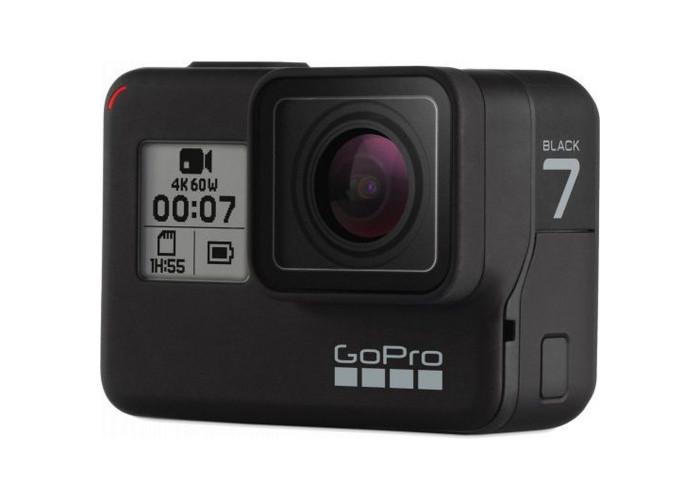 Câmera GoPro Hero 7 Black - Preta