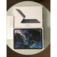 Kit iPad Pro 64GB 2018 Prata - Seminovo
