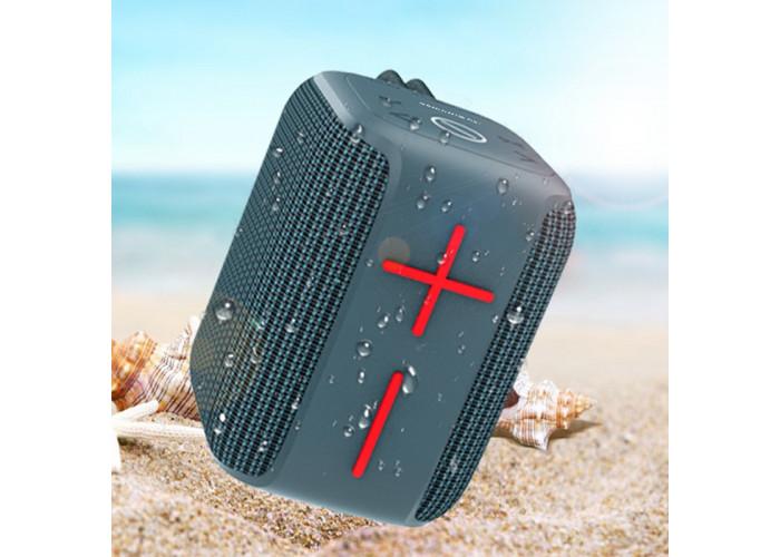 Caixa de som Kimaster Bluetooth IPX6 - K400