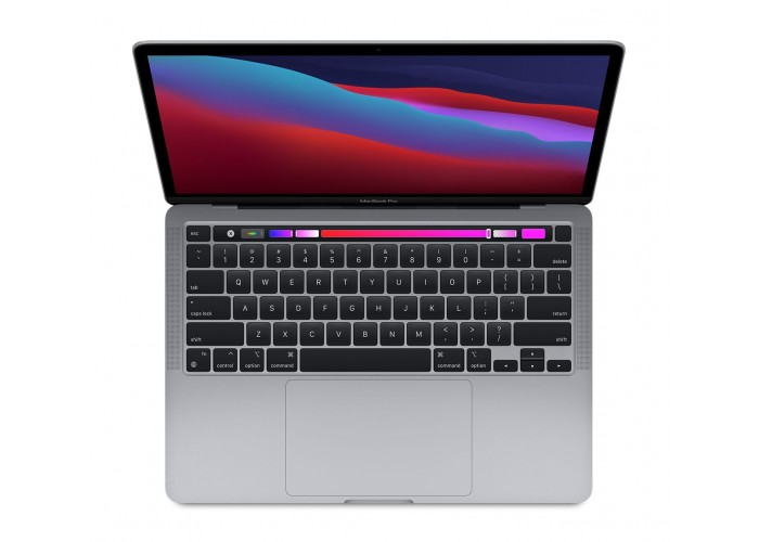 "MacBook Pro 13"" (2020) Space Gray Touch Bar/ID - Processador M1 / 8GB / 256GB SSD"