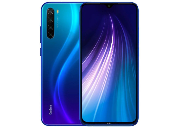 Xiaomi Redmi Note 8 128GB Azul