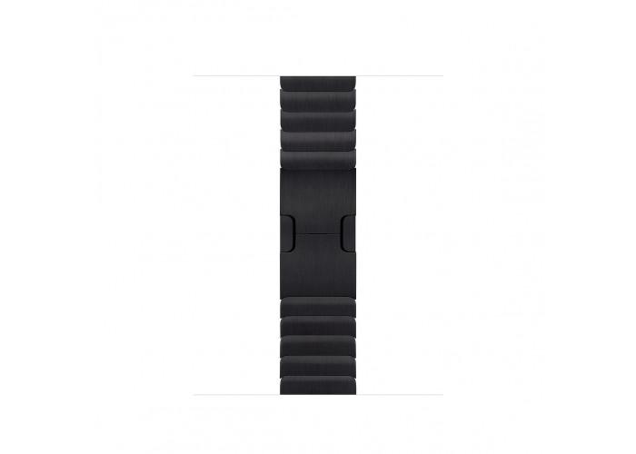 Pulseira 1˚Linha Elos Preta para Apple Watch 38mm e 40mm