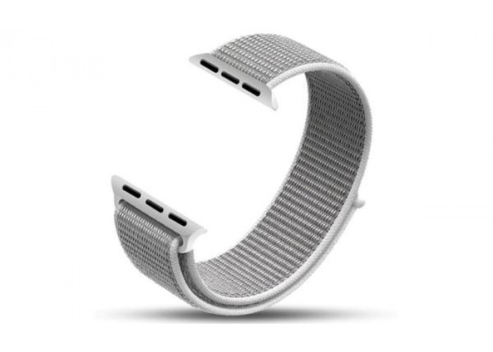 Pulseira 1˚Linha Loop Branca para Apple Watch 38mm e 40mm