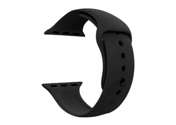 Pulseira 1˚Linha Sport Preta para Apple Watch 42mm e 44mm