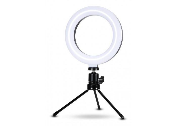Iluminador Ring Ligth 6 polegadas.