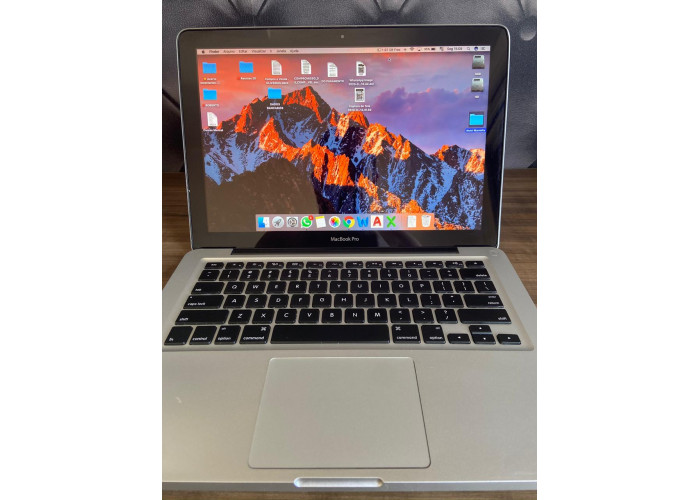 "Macbook Pro 13"" 2011 480GB SSD e 500GB HD / 8GB Ram /  2,4GHz Intel Core i5 - Seminovo"