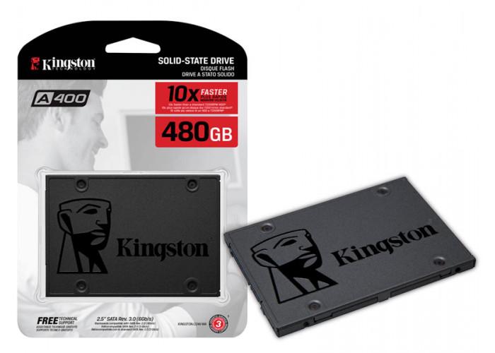 HD SSD 480GB KINGSTON