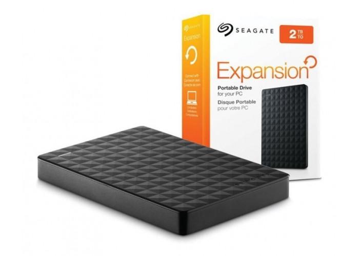 HD E.USB-3.0  2 TB SEAGATE 2.5''  EXPANSION PORTABLE