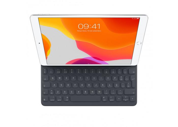 Smart Keyboard para iPad (7ª e 8ª geração) e iPad Air (3ª geração) , iPad Pro 10.5  (2ª geração).