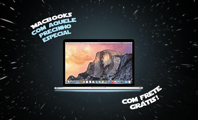MacBook Volta às Aulas GO Imports