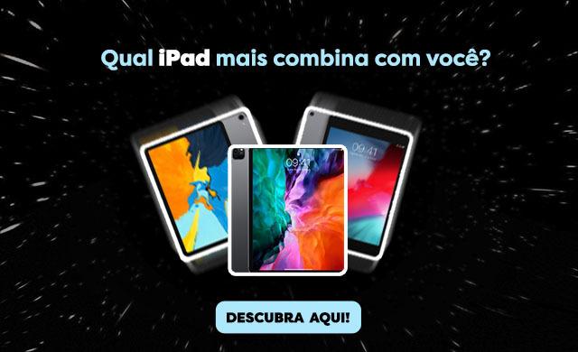 Qual seu iPad ideal?