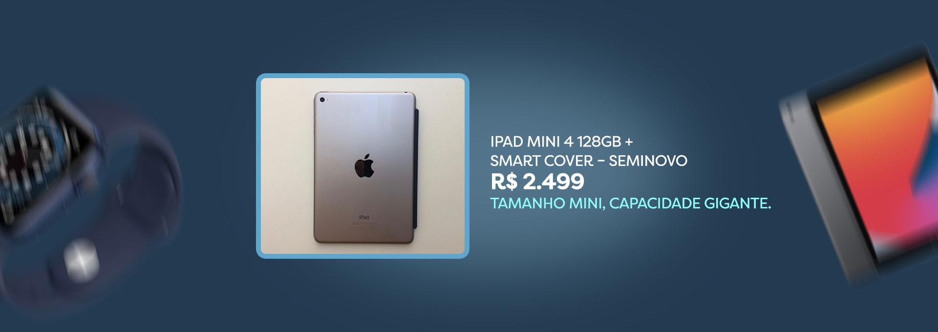 iPad Mini - Seminovos Go Imports