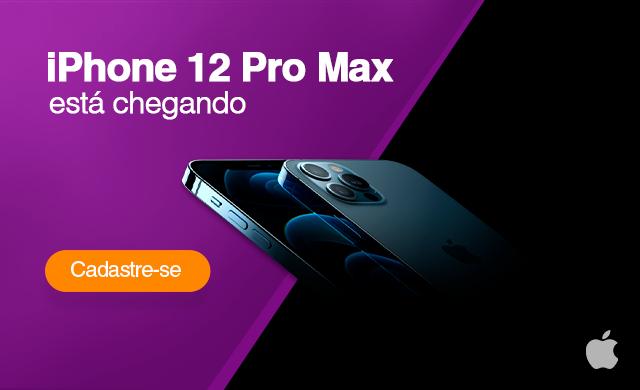 Novo iPhone 12 Pro Max