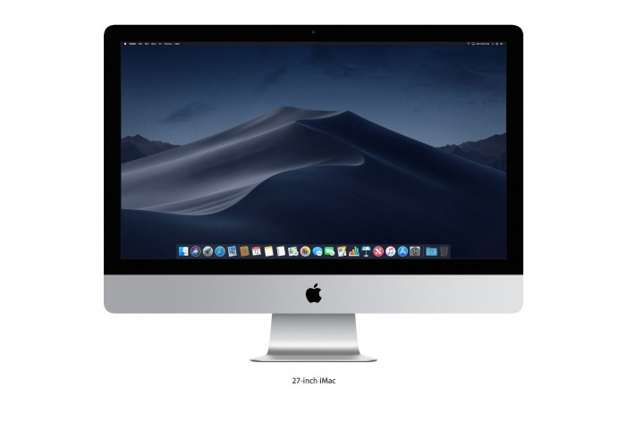 "iMac 27"" 5K, modelo MRQY2LL/A. Configuração: i5 3.0Ghz  8˚ Geração/ 8GB Ram 2666Mhz / 1TB Fusion Drive / Radeon Pro 570X 4GB (2019)"