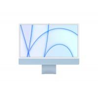 "iMac 24"" M1 8 GPU/ 7 CPU 256GB SSD 8GB Ram Azul"