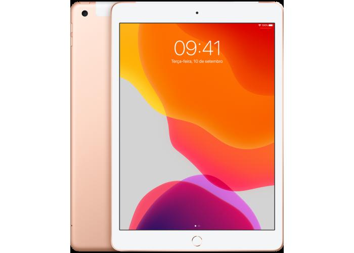 iPad 7˚Geração Dourado  32GB Wifi + Cellular