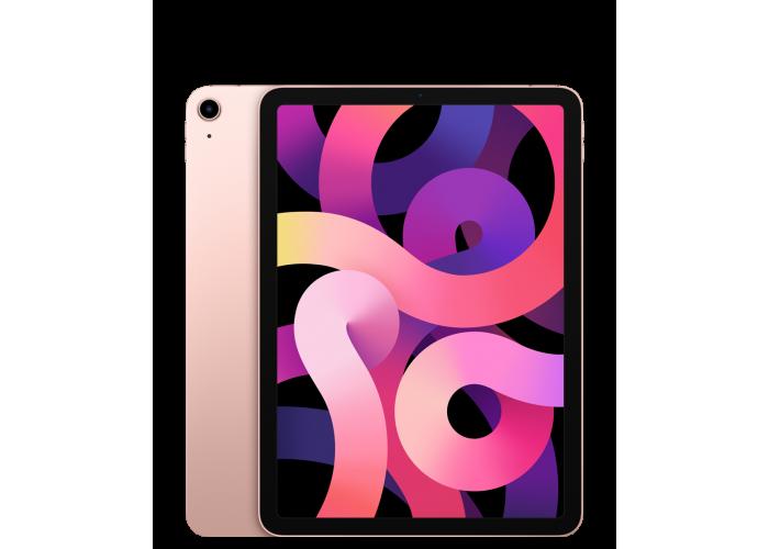 iPad Air 4ª Geração 64GB Ouro Rosa Wifi + Celullar - Pré-Venda