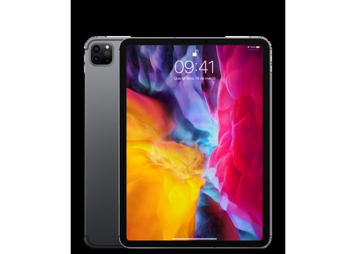 """iPad Pro (2020) 11"""" 2ª Geração Cinza-Espacial 128GB Wi-Fi"""