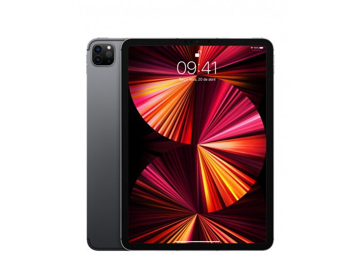 "iPad Pro M1 11"" Space Gray 128GB Wi-Fi+Cellular"