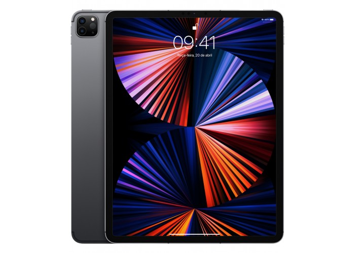 "iPad Pro M1 12.9"" Space Gray 1TB Wi-Fi+Cellular"