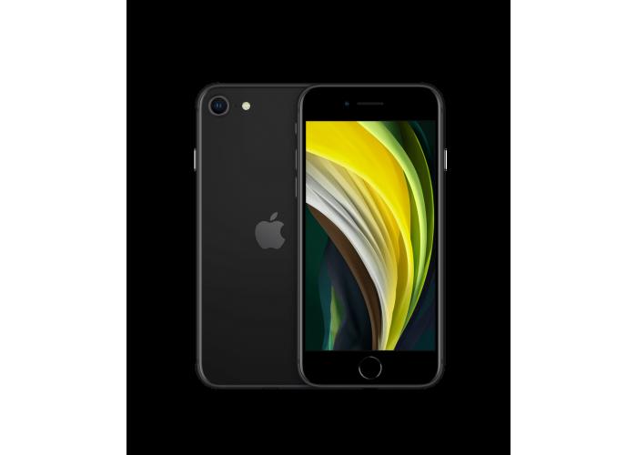 iPhone SE 128GB Preto Segunda Geração.