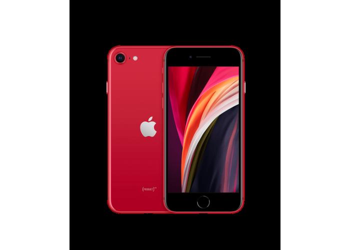 iPhone SE 128GB Vermelho Segunda Geração.
