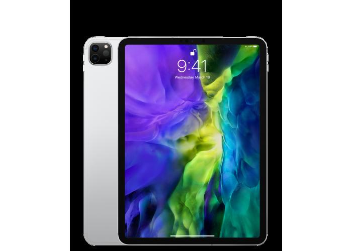 """iPad Pro (2020) 11"""" 2ª Geração Prata 128GB Wi-Fi"""