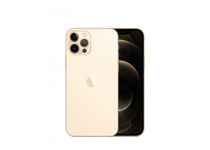 iPhone 12 Pro Max 256GB Dourado