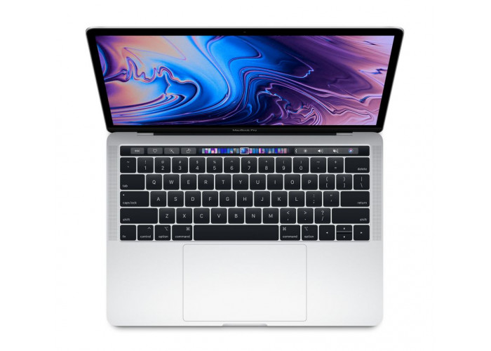 "MacBook Pro 13"" (2019) Silver Touch Bar/ID - i5 1.4Ghz / 8 GB com 2133 MHz / 256GB SSD/ Intel Iris Plus Graphics 645"