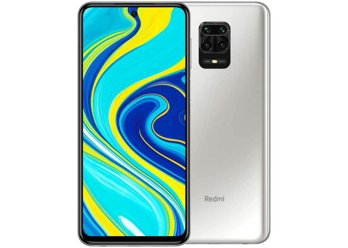 Xiaomi Redmi Note 9s Branco 64GB