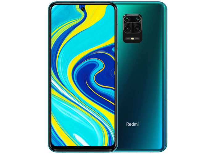 Xiaomi Redmi Note 9s Verde 64GB