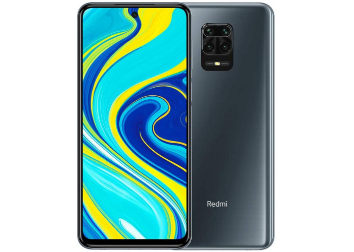 Xiaomi Redmi Note 9s Cinza 64GB