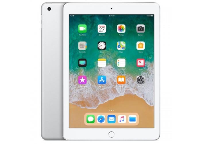 "iPad 6ª Geração 9.7"" 128GB Prateado Wi-Fi  (compatível com Apple Pencil)"